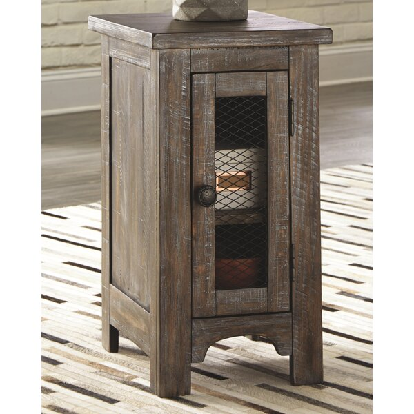 Discount Theobald End Table With Storage