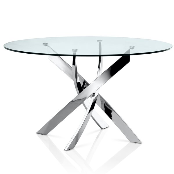 Brockton Dining Table by Wade Logan