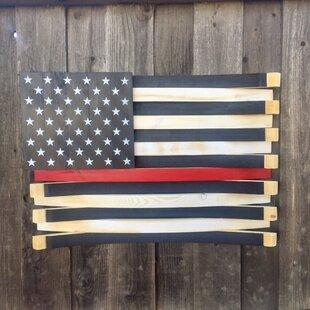 Merveilleux American Flag Wall Décor