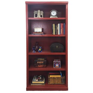 Irie Rustic Standard Bookcase by Longshore Tides Best #1