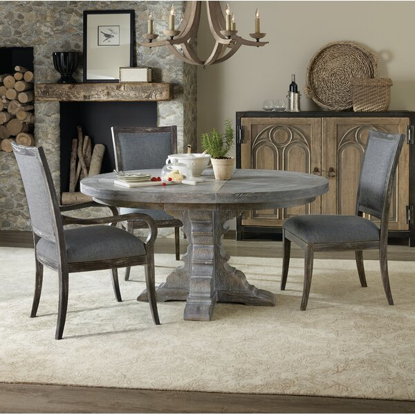 Beaumont 4 Pieces Drop Leaf Dinning Set by Hooker Furniture
