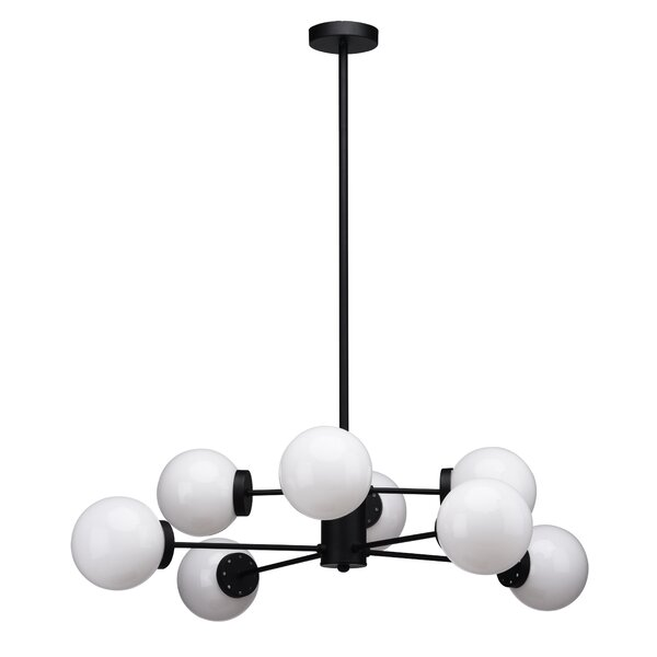 Albert 8-Light Sputnik Pendant by Langley Street