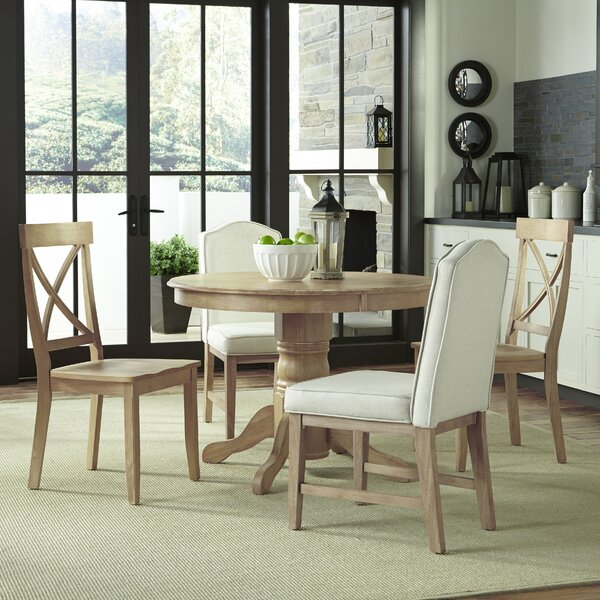 Bethlehem 5 Piece Dining Set By Charlton Home