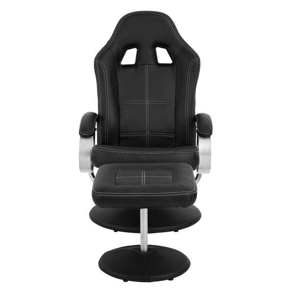 Watson Lounge Chair and Ottoman by Symple Stuff