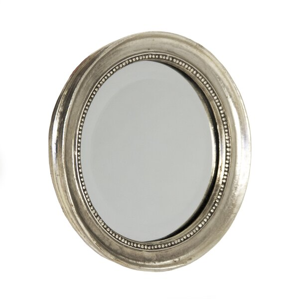 Norbert Accent Mirror by Zentique