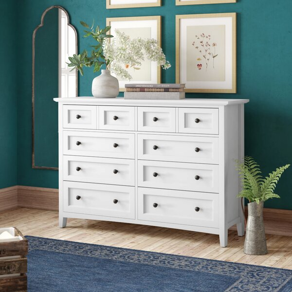 Zeppelin 8 Drawer Double Dresser By Mistana by Mistana Great Reviews