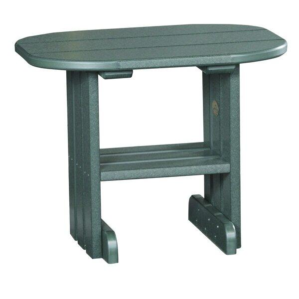 Ethelinda Plastic Side Table by Ebern Designs