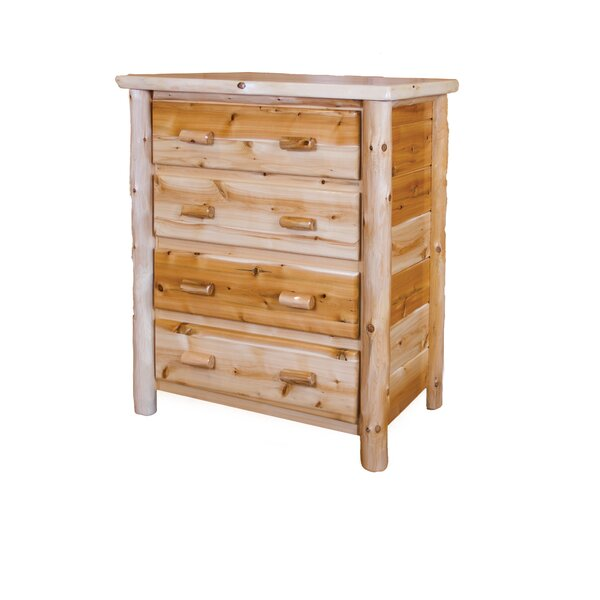 Delmar 4 Drawer Chest by Loon Peak