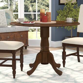 Maximahouse Bound Vio Solid Wood Dining Table Wayfair