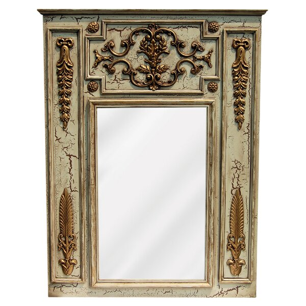 Chateau Trumeau Accent Mirror by Hickory Manor House