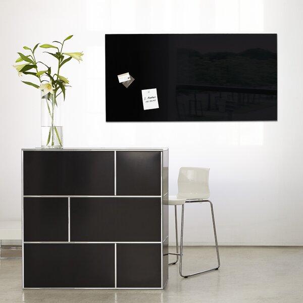 Sigel Wall Mounted Glass Board by Sigel