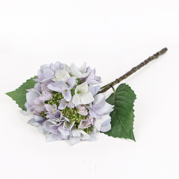 Silk Hydrangea Stem by One Allium Way