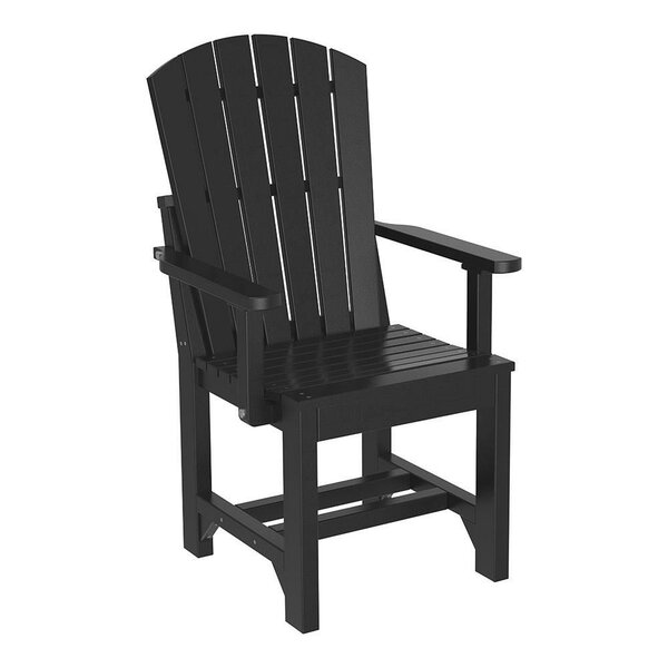 Fauver Adirondack Bar Height Patio Dining Chair by Ebern Designs