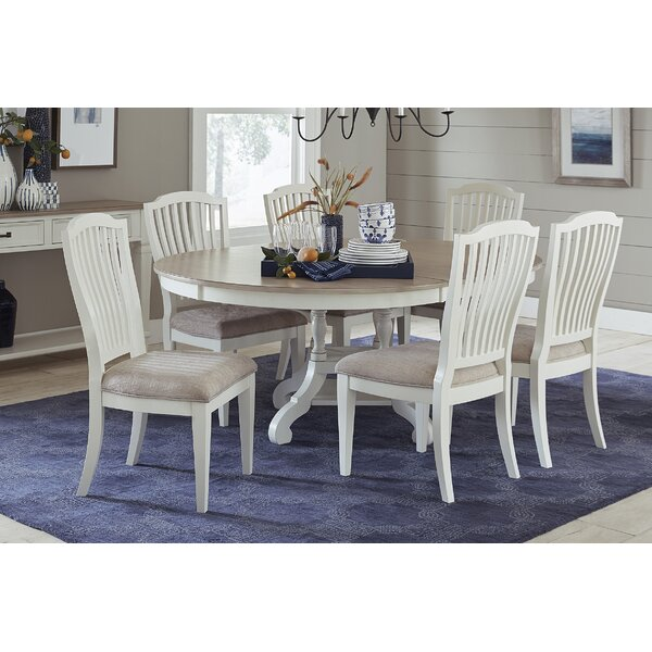 Find Fairfax 7 Piece Drop Leaf Dining Set By Ophelia & Co. Savings