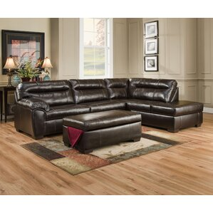 baughn simmons sectional