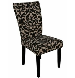 Clyburn Upholstered Dining Chair (Set of 2)