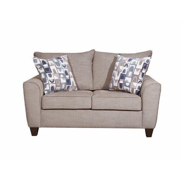 Henslee Loveseat by Alcott Hill