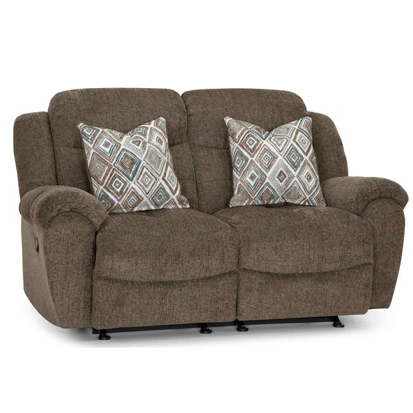 Head Reclining Loveseat by Red Barrel Studio Red Barrel Studio