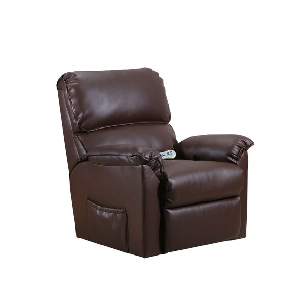 Grayone Power Lift Assist Recliner by Darby Home Co