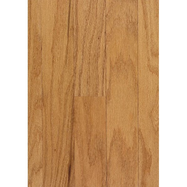 3 Engineered Oak Hardwood Flooring in Caramel by Armstrong Flooring