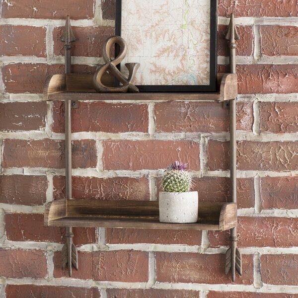 Alrick Arrow Accent Shelf by Trent Austin Design