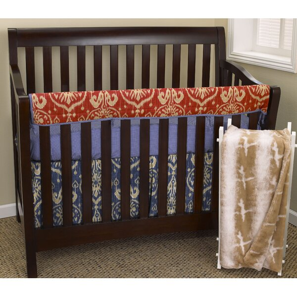 Zechariah Front Cover Up Bumper by Zoomie Kids