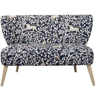 Lovely Gaines Settee World Menagerie