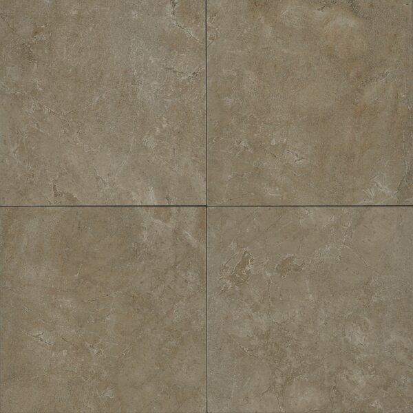 Porter 13 x 13 Porcelain Wood Look Tile in Sandstone by Itona Tile
