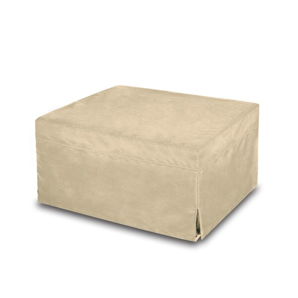 Home & Outdoor Davidson Sleeper Bed Tufted Ottoman