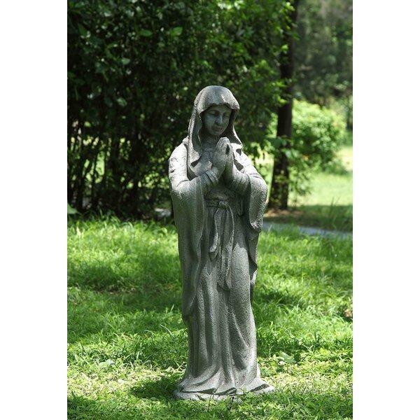 Mary Praying Statue by Hi-Line Gift Ltd.