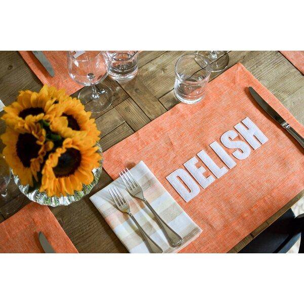 Delish Placemat by Alexandra Ferguson