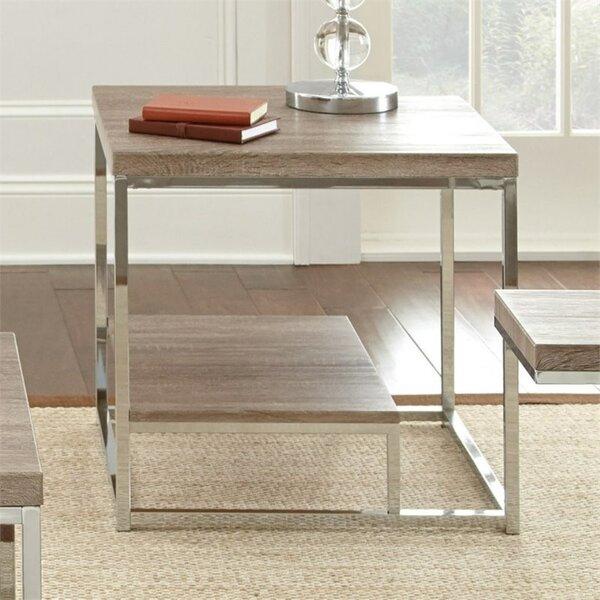 Camellia End Table by Latitude Run Latitude Run