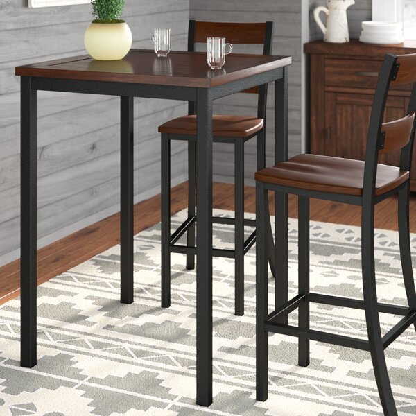 #2 Severine Pub Table By Andover Mills Spacial Price