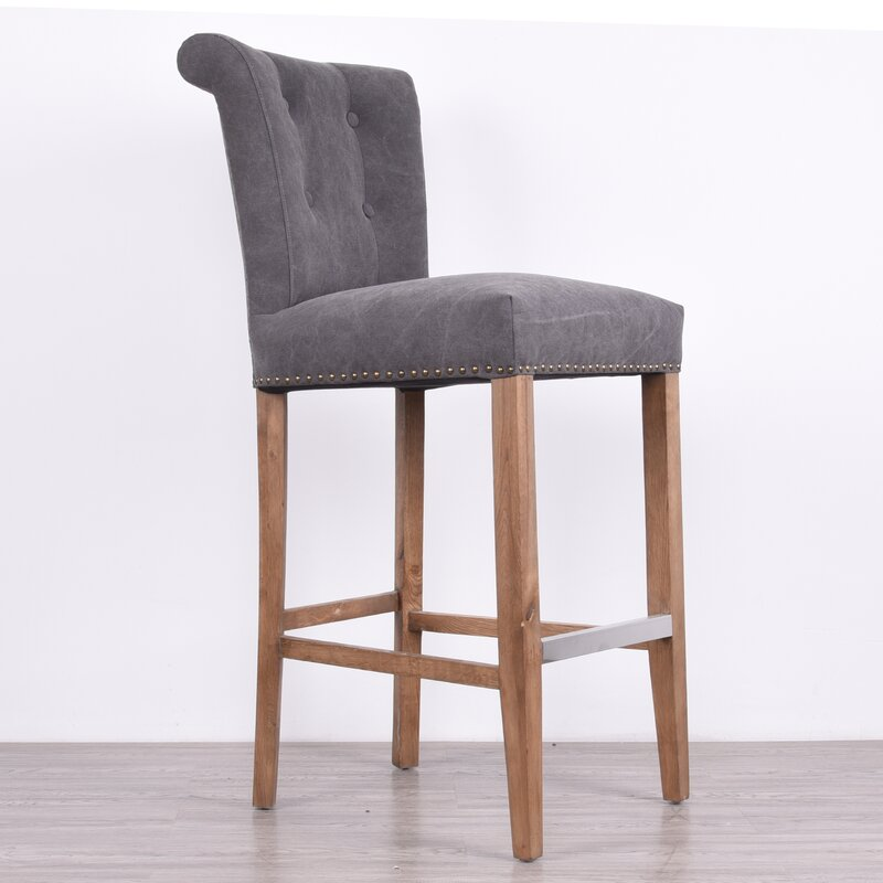Darby Home Co Cosey Modern Bar Stool