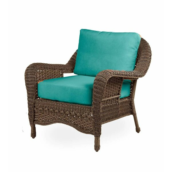 Prospect Hill Patio Chair with Cushion by Plow & Hearth