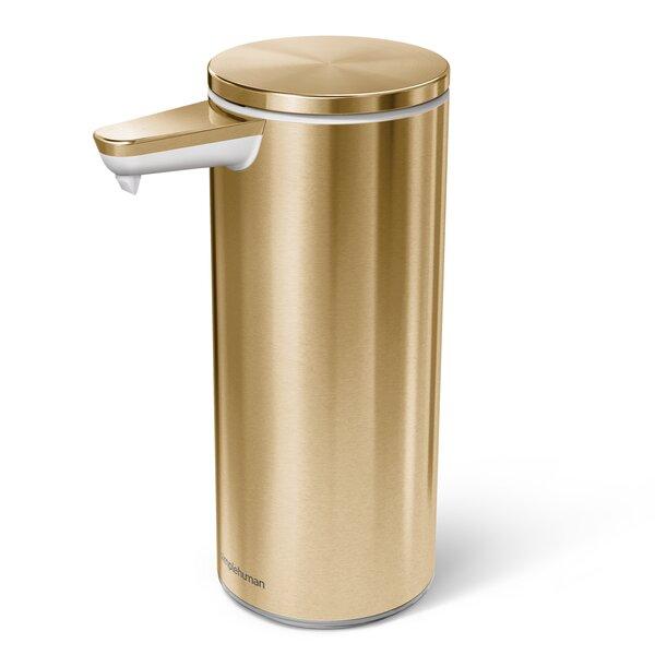 9 oz. Sensor Soap Pump Stainless Steel by simplehuman
