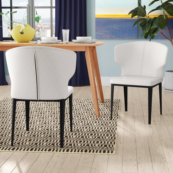 Bedias Side Chairs (Set of 2) by Brayden Studio