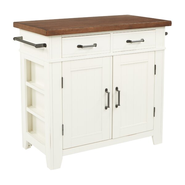 Louison Kitchen Island by Gracie Oaks