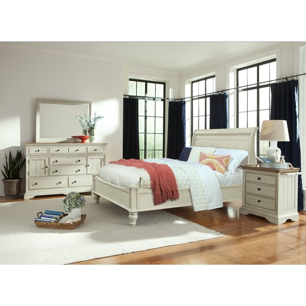 Yother 5 Drawer Standard Dresser/Chest by Highland Dunes