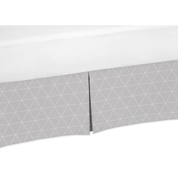 Fox Patch Triangle Bed Skirt by Sweet Jojo Designs