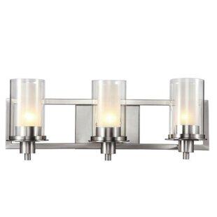 Reviews 3-Light Vanity Light By TransGlobe Lighting