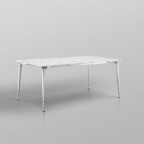 Zahir Dining Table by Nicole Miller