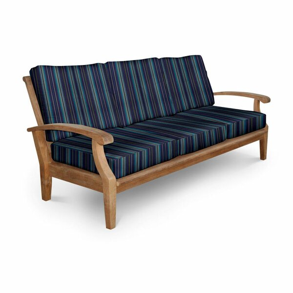 Lowery Deep Seating Sofa by Rosecliff Heights