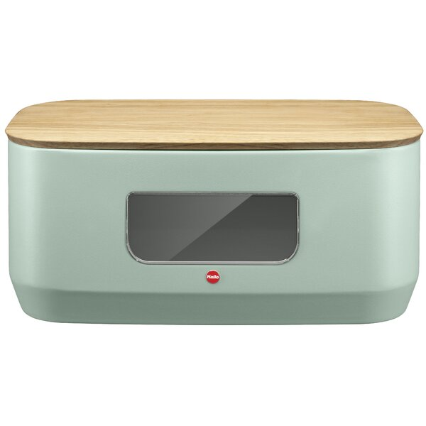 Kitchenline Deluxe Bread Box by Hailo USA Inc.