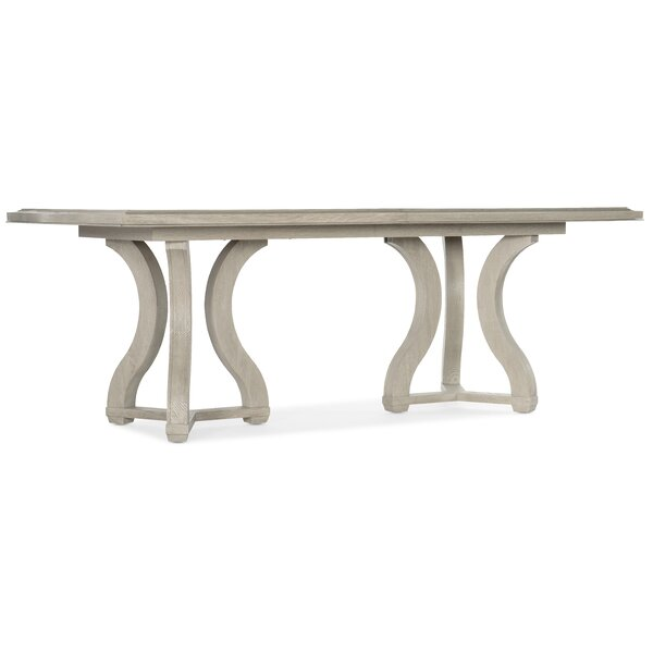 Reverie Rectangle Extendable Dining Table by Hooker Furniture Hooker Furniture