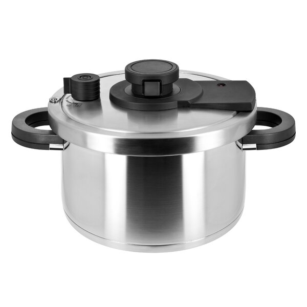 6.3 Qt. Alpha Pressure Cooker by Chef's Design