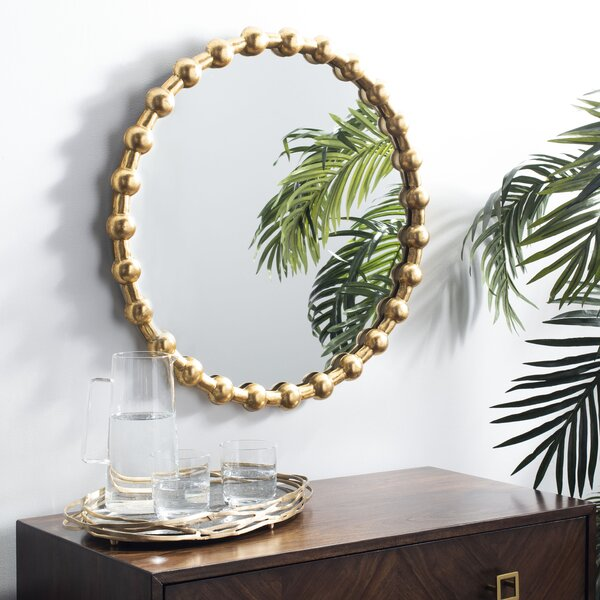 Edsall Accent Mirror by House of Hampton