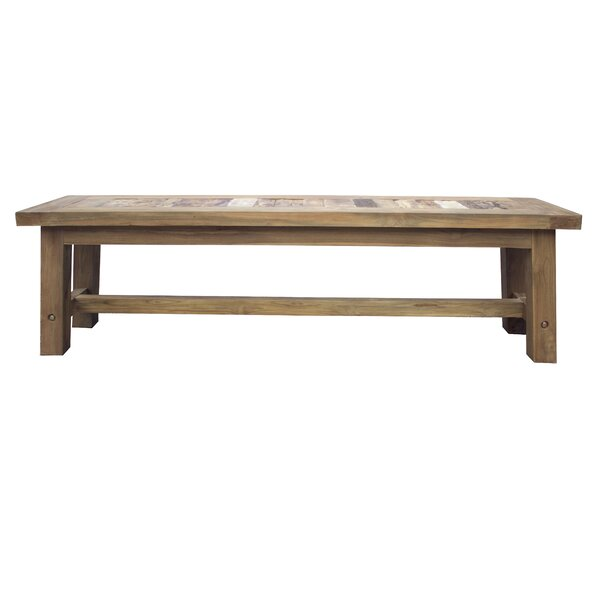 Dashwood Bench by Rosecliff Heights Rosecliff Heights