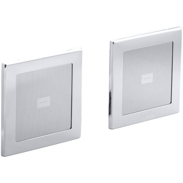 Soundtile Speakers (Pair Of Speakers) by Kohler