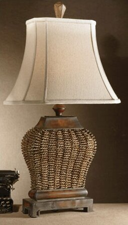 Asrani 30 Table Lamp by World Menagerie